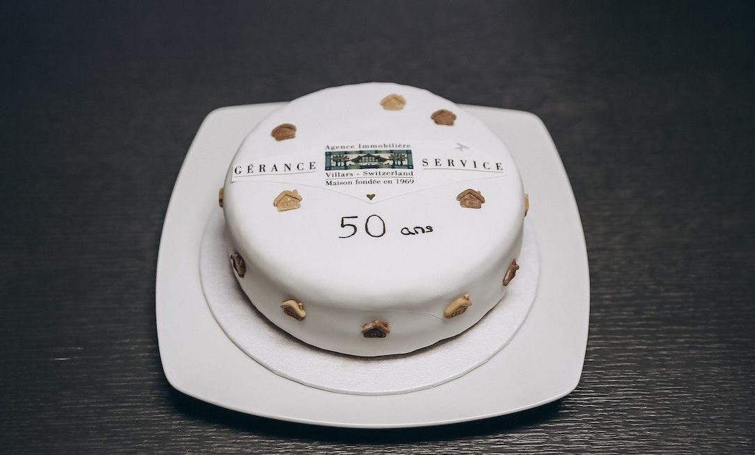 Gérance Service fête ses 50 ans !
