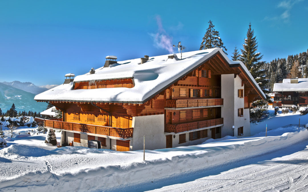 Chalets and apartments : 5 listings to check out.