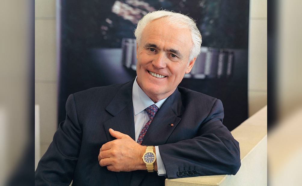The personalities that make Villars: Mr. Yves Gérald Piaget