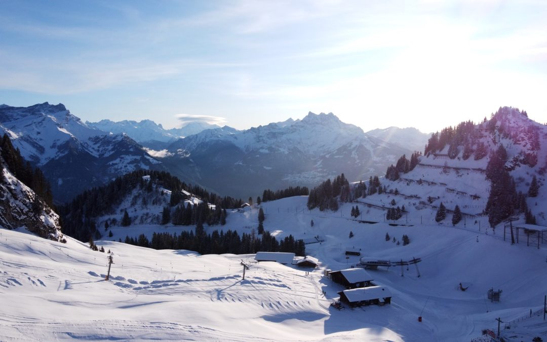 Villars: The Resort on the Comeback Trail