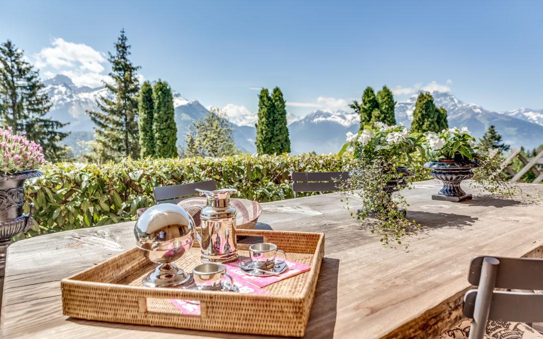 L'été dans les Alpes – Villars
