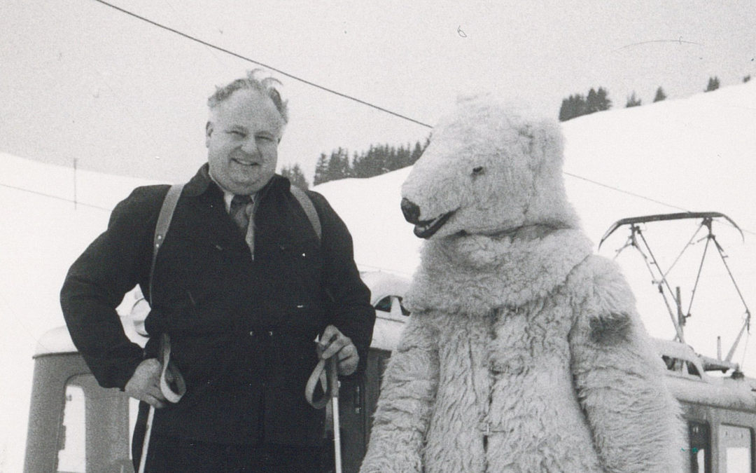 Interview de Roland Kunz, fils du célèbre photographe Arnold Kunz